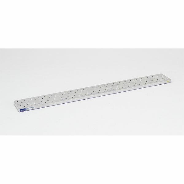 【送料無料】【直送】ALINCO アルインコ アルミ製長尺足場板2.0m ALT-20C-G