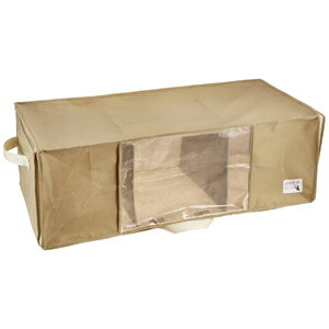 東和産業 出し入れ簡単 がばっと収納袋 Lサイズ 70×32×24cm 85680
