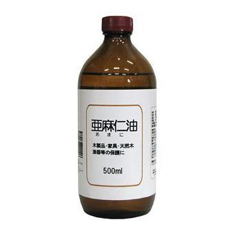 中部サンデー販売 亜麻仁油 500ml 4580132420106
