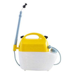 工進 乾電池式噴霧器 除草剤専用 ガーデンマスター GT-5HSR 5L 肩掛けベルト付き