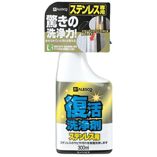 カンペハピオ 復活洗浄剤 ステンレス用 300ml