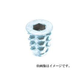 【メール便可】八幡ねじ オニメナット Dタイプ ツバ付 M5×13 4個入