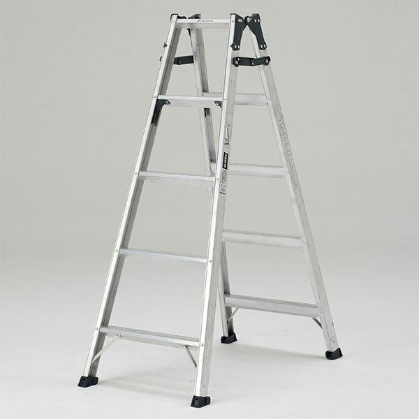 【送料無料】【直送】ALINCO アルインコ はしご兼用脚立150cm ステップ幅広 MXB-150FX 耐荷重130kg