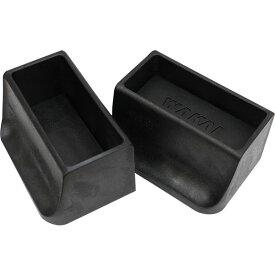 【あす楽】WAKAI ツーバイフォー材 2×4材専用壁面突っ張りシステム ディアウォール ブラック(黒) 上下パッドセット DWS90BK