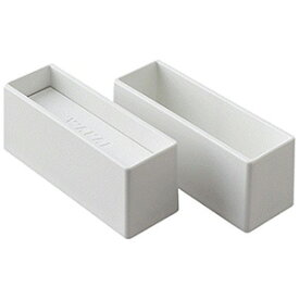 WAKAI ツーバイシックス材 2×6材専用 ディアウォールS ホワイト(白)上下パッドセット DWS26W