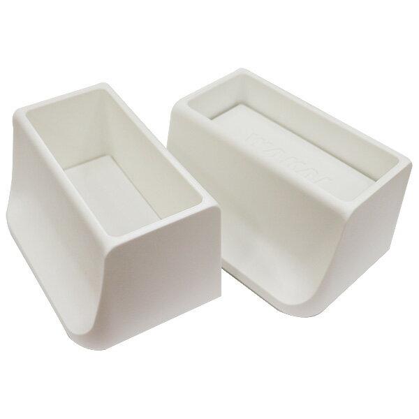 WAKAI ツーバイフォー材 2×4材専用壁面突っ張りシステム ディアウォール ホワイト(白)上下パッドセット DWS90 棚・ラック・木製 あす楽 4903768555392