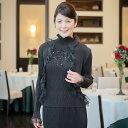 【レンタル】【送料無料】 母親 結婚式 レンタルドレス ミセスフォーマルドレス/ブラック(SP-005)結婚式母親衣装 …