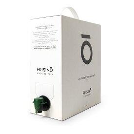 オリーブオイル エキストラバージン イタリア産 FRISINO ぺランザーナ bag in box 大容量5L 送料無料