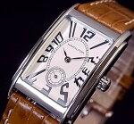 HAMILTON/ハミルトン【Ardmore/アードモア】ボーイズ腕時計シルバー文字盤ブラウンレザーベルトH11411553【YDKG-k】