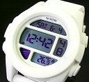 NIXON【ニクソン】ユニット/THE UNIT メンズ腕時計 WHITE【送料無料】A197-100(国内正規品)