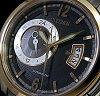 CITIZEN/Automatic self-winding watch men watch black clockface combination metal belt NP3004-53E MADE IN JAPAN( foreign countries model)
