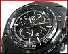CITIZEN/Chronograph 86, Toyota collaboration men solar watch chronograph black clockface black rubber belt CA0386-03E( foreign countries model) MADE IN JAPAN