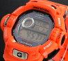 CASIO/G-SHOCK 라이즈만레스큐오렌지 손목시계 G-9200 R-4 해외 모델