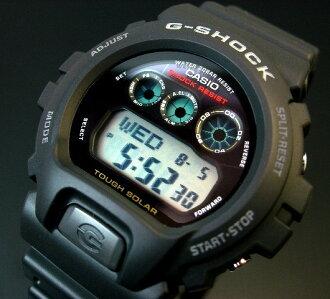 卡西欧 G-SHOCK 强壮的太阳能动力模型 G-6900-1 海外模型
