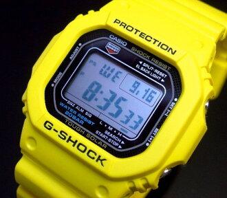 CASIO/G-SHOCK 터프 솔러 탑재 G-5600 A-9 옐로우 해외 모델