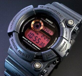 Casio /G-SHOCKFROGMAN / GW-200MS-1 overseas models diver tough solar Frogman