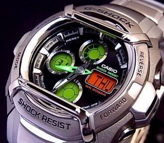 CASIO/G-SHOCK 조정석 메탈 모델 맨즈 손목시계 블랙 문자판 G-501 FD-1 A해외 모델