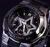 CASIO/Baby-G index series Star BGA-115B-1B black overseas models