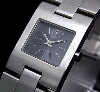 Calvin KleinKALALIS/카라 리스 여성용 시계 CK 시계 건 메타 문자판 메탈 벨트 K0213107 (해외 모델)