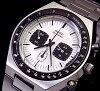 SEIKO/WIRED人手表计时仪金属皮带白/黑色表盘AGAV022(国内正规的物品)