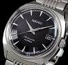 SEIKO/Mechanical Series self-winding watch men watch black clockface metal belt SARB039( domestic regular article)
