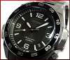 SEIKO/PROSPEX mechanical automatic winding men's watch black character Edition black metal belts MADE IN JAPAN SBDY003 (Japanese regular Edition)