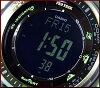CASIO/PROTREK solar radio watch new triple sensor powered harnesses (Japanese regular Edition) PRW-3000B-3JF