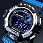 CASIO/G-SHOCK【カシオ/Gショック】CrazyColors/クレージーカラーズメンズ腕時計ブルー/ブラック(海外モデル)G-8900SC-1B【楽ギフ_包装選択】【RCP】