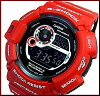 CASIO/G-SHOCK madman solar radio watch twin sensor mounted men in rescue red GW-9300RD-4JF (Japanese regular Edition)