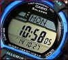 CASIO/SPORTS GEAR PA watch solar watch belt black (Japanese regular Edition) STL-S100H-2AJF/STL-S300H-1AJF