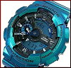 CASIO/G-SHOCK metallic green (Japanese regular Edition) GA-110NM-3AJF