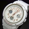 CASIO/Baby-G ladies watch white (Japanese regular Edition) BGA-150EF-7BJF