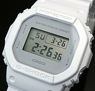 CASIO/G-SHOCK men watch military color series white (domestic regular article) DW-5600CU-7JF