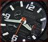 CASIO/G-SHOCKGRAVITYMASTER/gurabitimasutamasuta·in·草绿色人太阳能电波手表橙子/黑色(国内正规的物品)GW-4000SC-3AJF