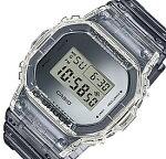 CASIO/G-SHOCK【カシオ/Gショック】メンズ腕時計ClearSkeletonスケルトン海外モデル【並行輸入品】DW-5600SK-1