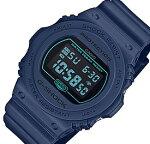 CASIO/G-SHOCK【カシオ/Gショック】ベーシックモデルメンズ腕時計ネイビー海外モデル【並行輸入品】DW-5700BBM-2