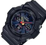 CASIO/G-SHOCK【カシオ/Gショック】ソーラー電波腕時計アナデジモデルブラック/ネオン海外モデル【並行輸入品】GAW-100BMC-1A