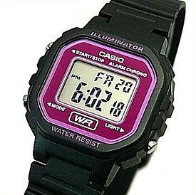 42a24f50f8 CASIO/Standard【カシオ/スタンダード】アラームクロノグラフ レディース腕時計 デジタル液晶モデル