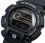 CASIO/G-SHOCK【カシオ/Gショック】BASICベーシックブラック/ローズゴールド海外モデル【並行輸入品】DW-9052GBX-1A4
