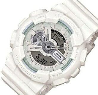 8a504c97c BRIGHT: CASIO/G-SHOCK an analog-digital men's watch white (regular  products) GA-110BC-7AJF | Rakuten Global Market