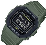CASIO/G-SHOCK【カシオ/Gショック】メンズ腕時計ユーティリティカラーグリーン/ブラック海外モデル【並行輸入品】DW-5610SU-3