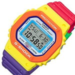 CASIO/G-SHOCK【カシオ/Gショック】メンズ腕時計サイケデリックマルチカラー海外モデル【並行輸入品】DW-5610DN-9