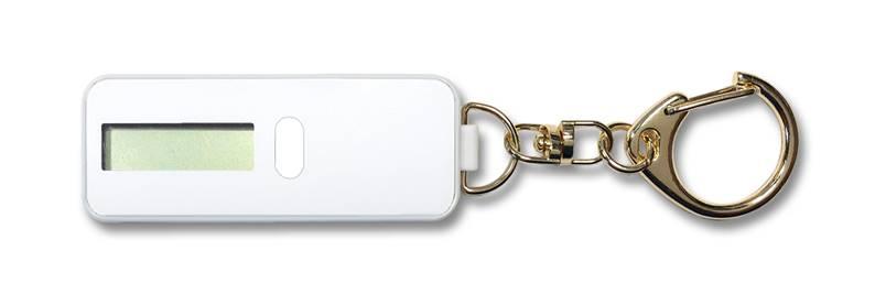 nocoly key holder BP-NOKH/WW (パネル面/白、枠色/白) ●代引及び配達日時指定不可 ゆうパケット便限定発送●ノコリー 電子マネー残高表示機能付き キーホルダー ブライトンネット