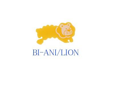 イヤホン ケーブル 巻き【動物型】BI-ANI/LION ライオン ●送料無料 代引及び配達日時指定不可 ゆうパケット限定発送●ブライトンネット
