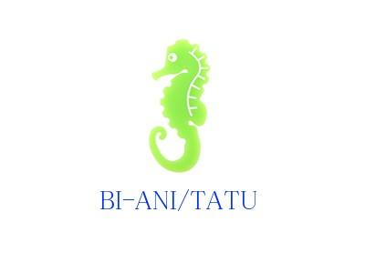 イヤホン ケーブル 巻き【動物型】BI-ANI/TATU タツノオトシゴ ●送料無料 代引及び配達日時指定不可 ゆうパケット限定発送●ブライトンネット