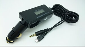 ●送料無料ゆうパケット限定発送代引及び配達日時指定不可●スマートフォン対応FMトランスミッターBM-USBMG15ブライトンネット