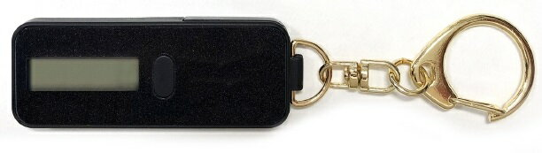 nocoly key holder BP-NOKH/BK (黒) ●代引及び配達日時指定不可 ゆうパケット便限定発送●ノコリー 電子マネー残高表示機能付き キーホルダー ブライトンネット