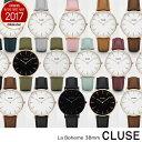 【3年保証】 CLUSE 腕時計 クルース 38mm レディース メンズ ローズゴールド La Boheme ラ・ボエーム CL18001 CL18023 CL...