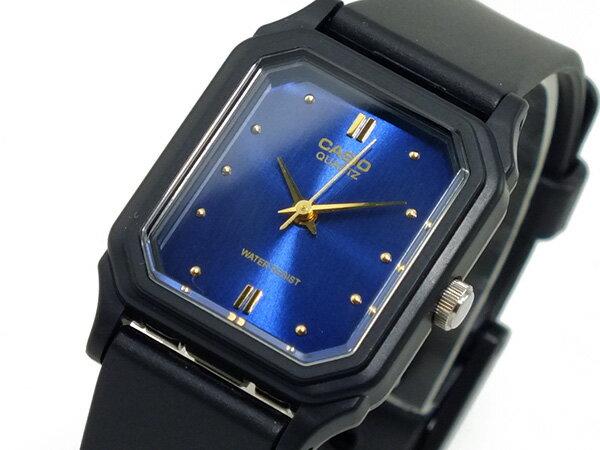 カシオ CASIO クオーツ 腕時計 レディース LQ-142E-2A ブルー ウォッチ 時計 うでどけい