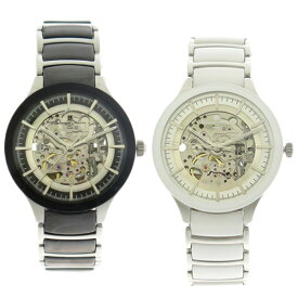 ペアウォッチ サルバトーレマーラ SALVATORE MARRA 腕時計 メンズ レディース SM17122-SSBK SM17122-SSWH
